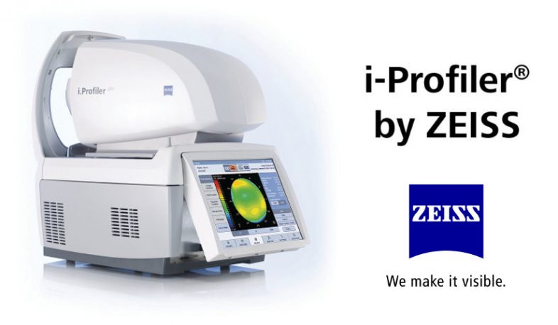 zeiss iprofiler iscription ghetaldus